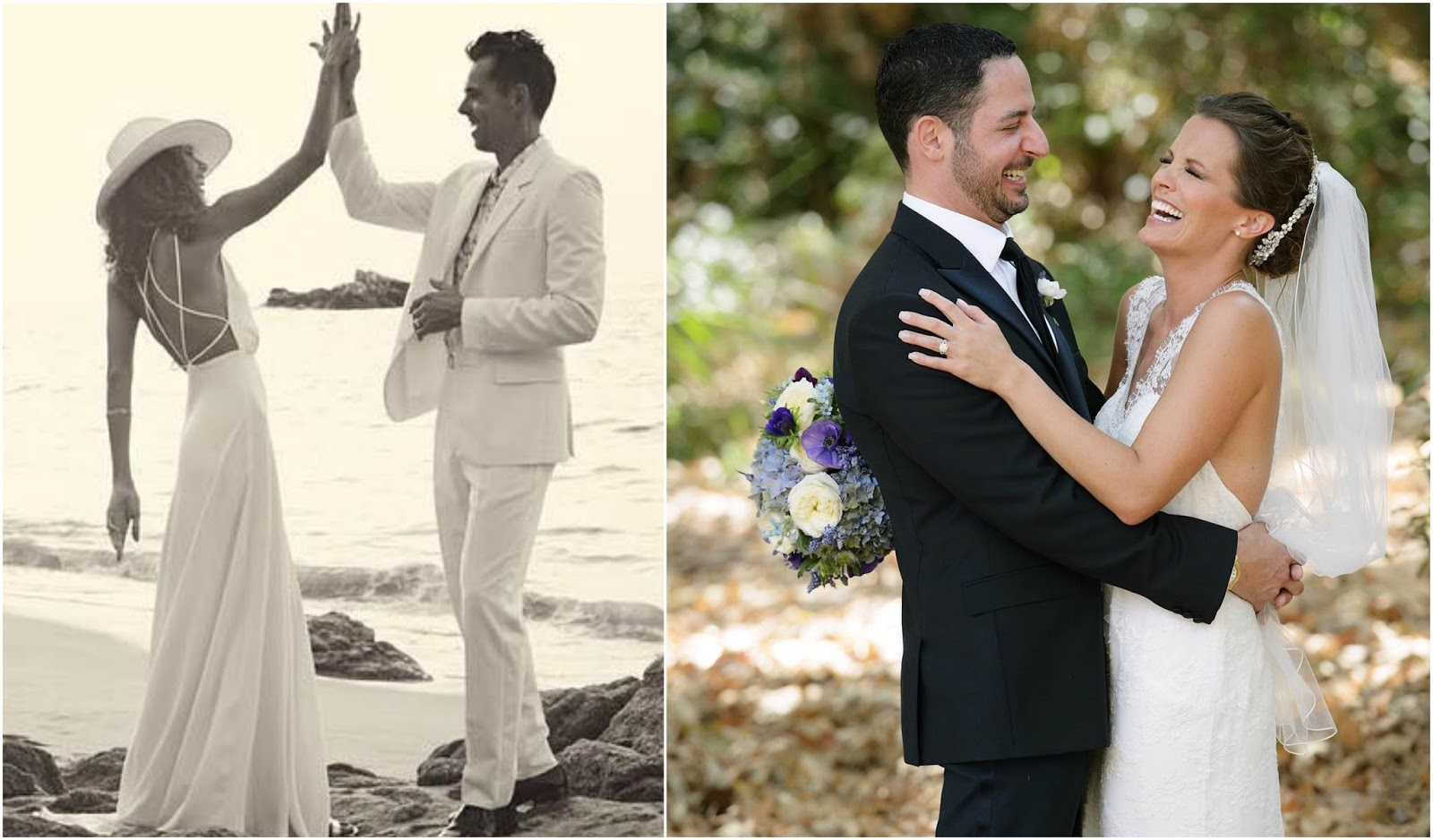 Y&R Stars and Their Real-Life Wedding Photos! | Soap Opera News