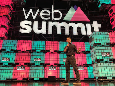 Web Summit 2016 - Joseph Gordon Levitt