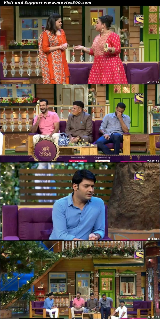 The Kapil Sharma Show 02 July 2017 TV Show 300MB Download at movies500.com