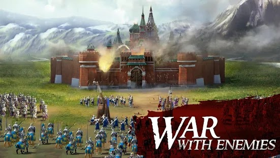 March of Empires: War of Lords Apk Free on Android Game Download