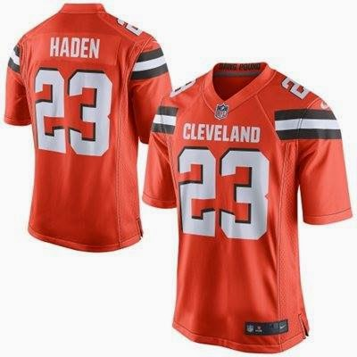 Cleveland Browns new style orange jerseys, joe haden cleveland browns orange jersey