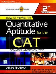 Cat Quantitative Aptitude Ebook