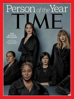 'The Silence Breakers' Named Time's Person of the Year for 2017
