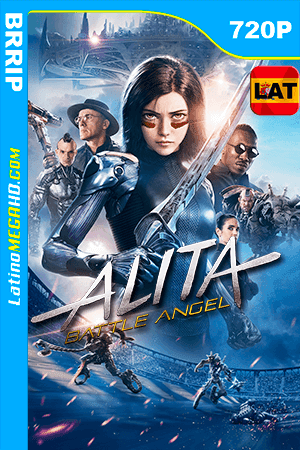 Battle Angel: La Última Guerrera (2019) Latino HD 720P ()