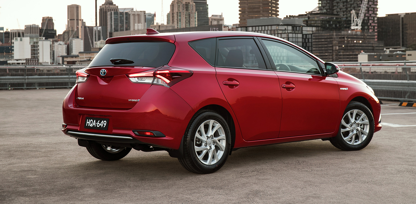 Dự kiến Corolla Hybrid sẽ gây sốt thị trường như bản xăng của nó