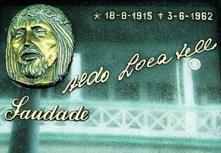 Aldo Locatelli - Cemitério São Miguel e Almas