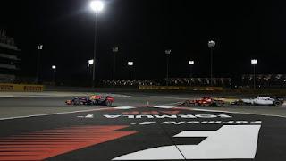 Hasil Lengkap Race F1 Grand Prix Bahrain