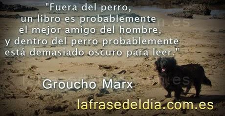 Frases simpáticas de Groucho Marx