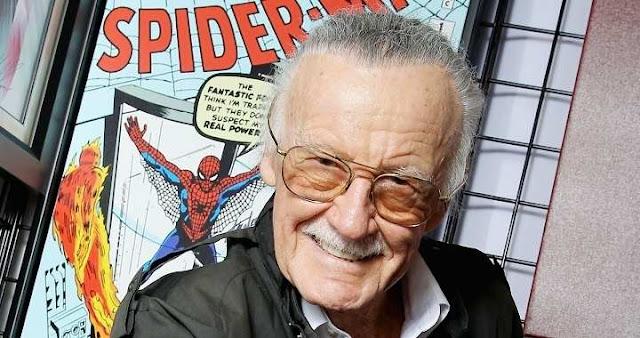Stan Lee filma su cameo en Avengers: Infinity War