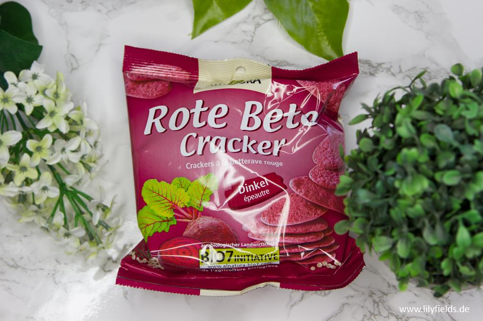 Alnatura - Rote Bete Cracker
