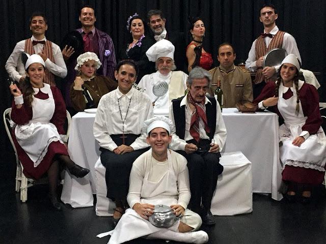 BABILONIA, de Armando Discepolo, los domingos en el Teatro Arlequino