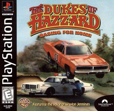 descargar dukes of hazzard racing for home psx mega