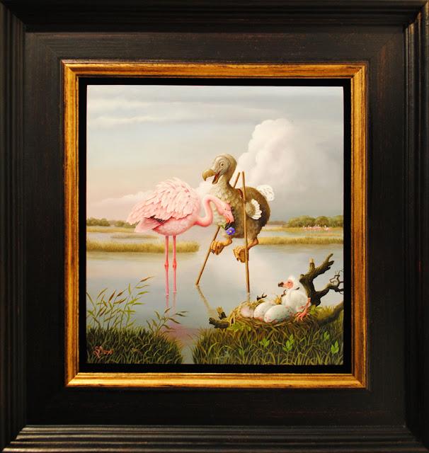 'Dogokuiken', Suzan Visser, Galerie Lauswolt