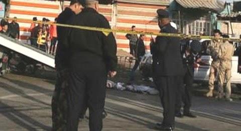 Friss! Két öngyilkos merénylő robbantott. Rengeteg a halott