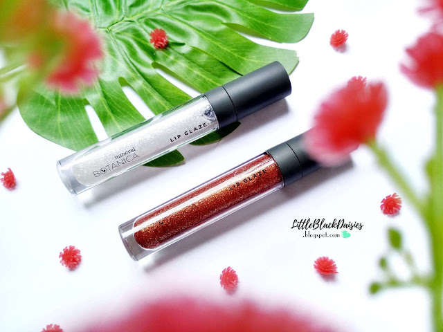 INERAL BOTANICA LIP GLAZE ANTILA CORONA REVIEW