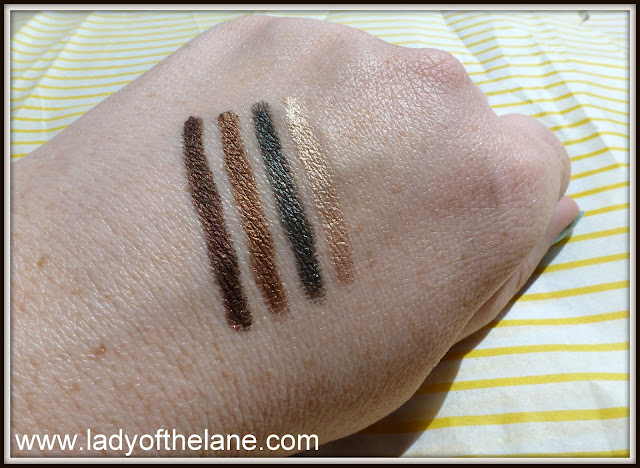 Mac Powerchrome Eye Pencils