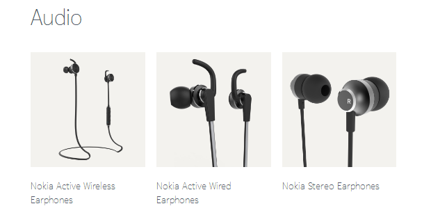 Nokia Active Earphones