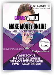 Giftalworld Earning Program
