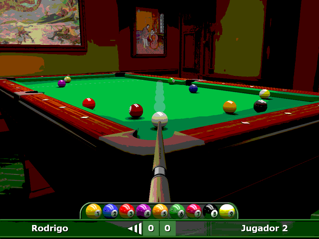 Ddd pool game biliard graphic design by tara free for Pool design software free download