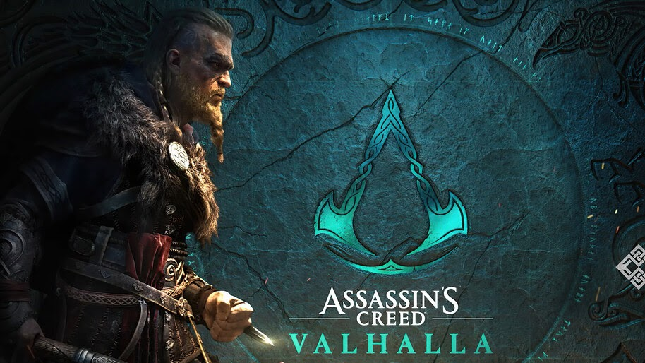 Eivor Assassin S Creed Valhalla Logo 4k Wallpaper 3 1686