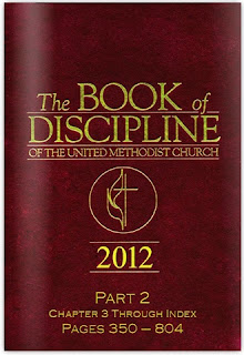 Book of Discipline. Part II
