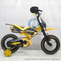 Sepeda Anak Atlantis 105 Motocross 12 Inci