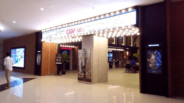cgv blitz mengahadirkan tak hanya film hollywood, tapi film asia juga