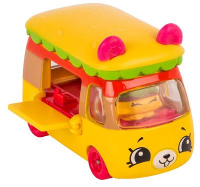 Машина бутерброд Шопкинс