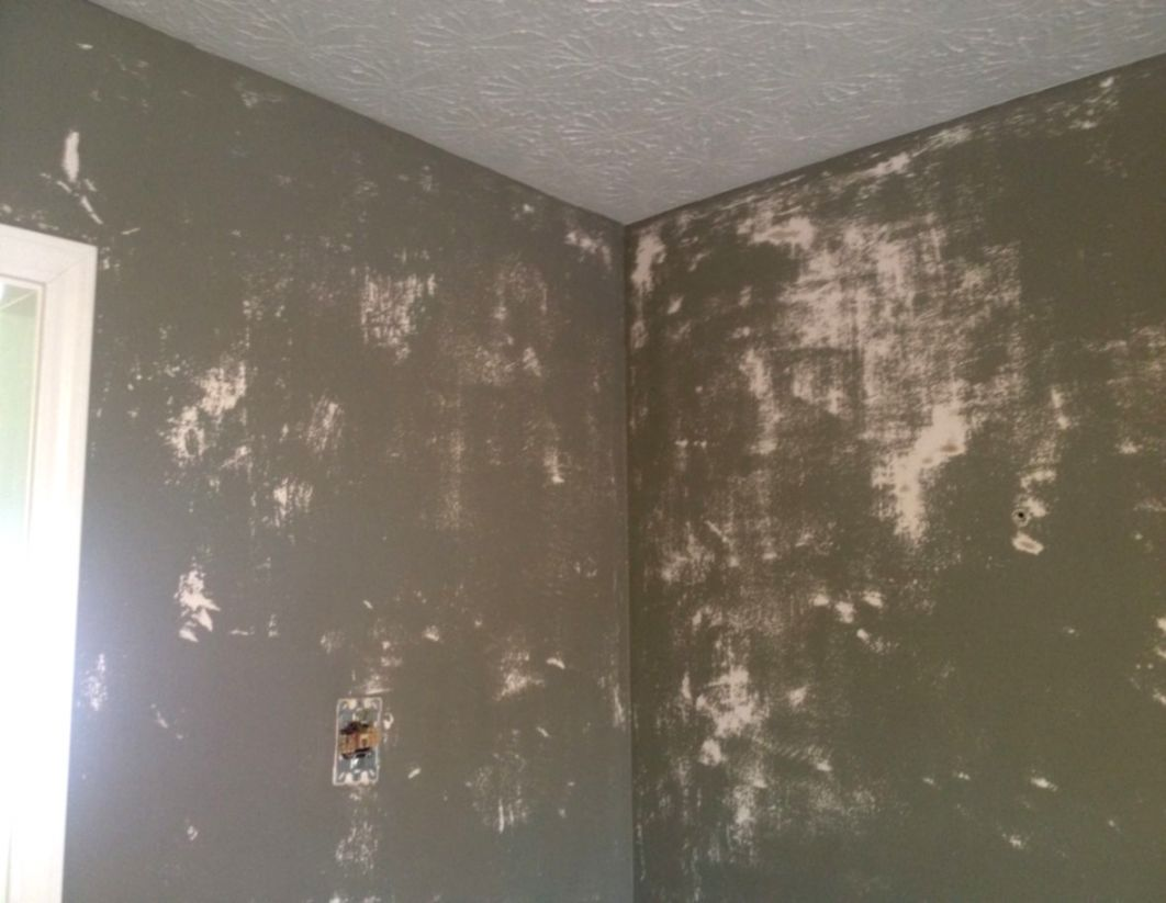Can You Paint Over Wallpaper Glue Wallpapers Jleb