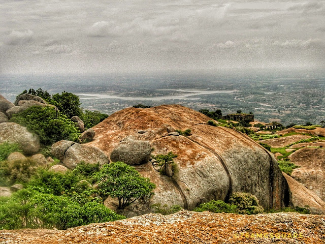 Savanadurga Fort, Karnataka