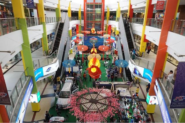 Palembang Trade Centre