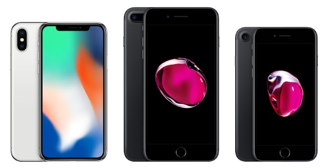 Save up to $220 on iPhone 7, iPhone 7 Plus and iPhone X