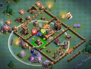 5 Base Aula Tukang Level 4 Terkuat Clash Of Clans