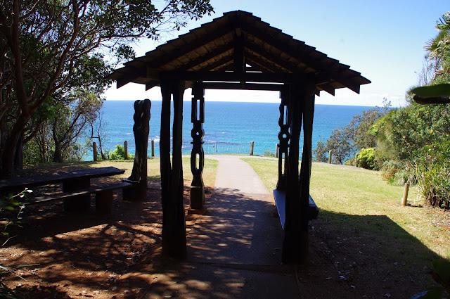 Harrys lookout, port macquarie