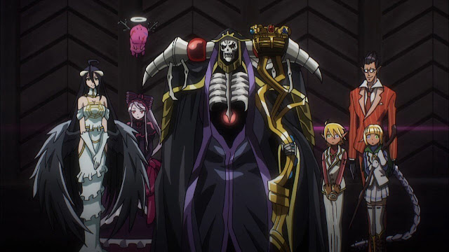 Download OST Opening Ending Anime Overlord III/Season 3 Full Version