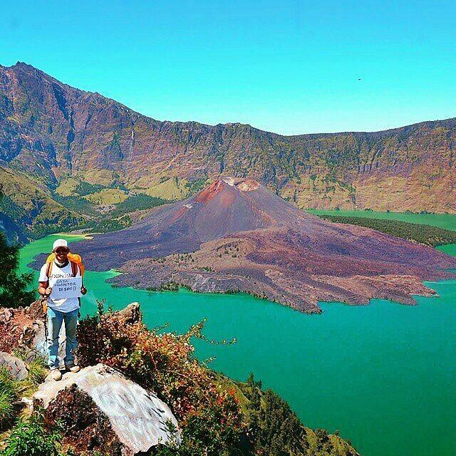 Tips Lengkap Mendaki Gunung Rinjani Lombok