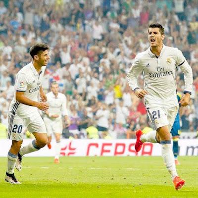 Delanteros Real Madrid