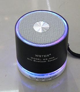 speaker bluetooth ws-k66