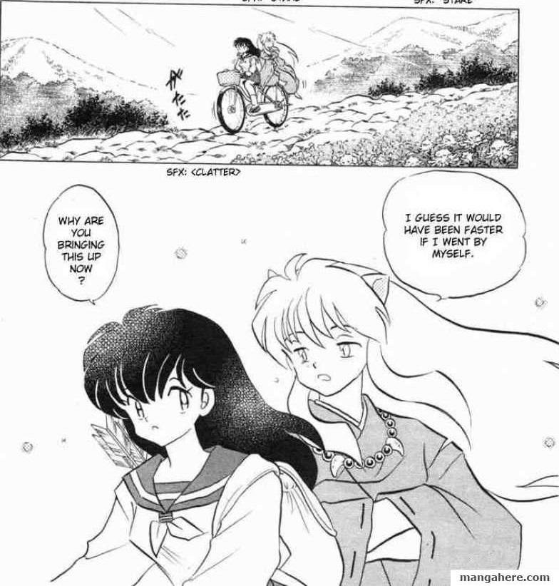 Manga Snark: Inuyasha Manga: 112 Jinenji