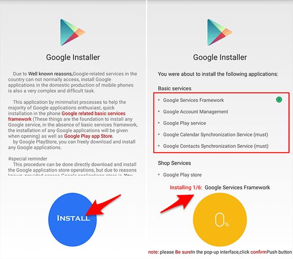 Cara Instal Google Play Store Xiaomi MIUI 9