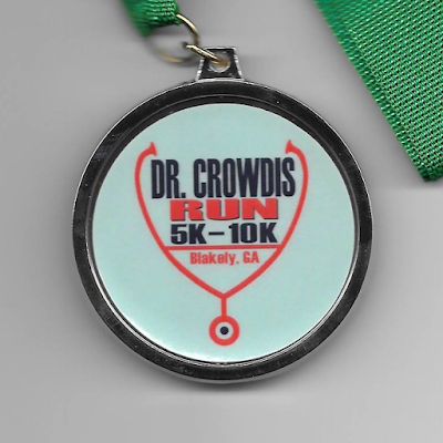 2017 Dr. James H. Crowdis Run 10K and 5K