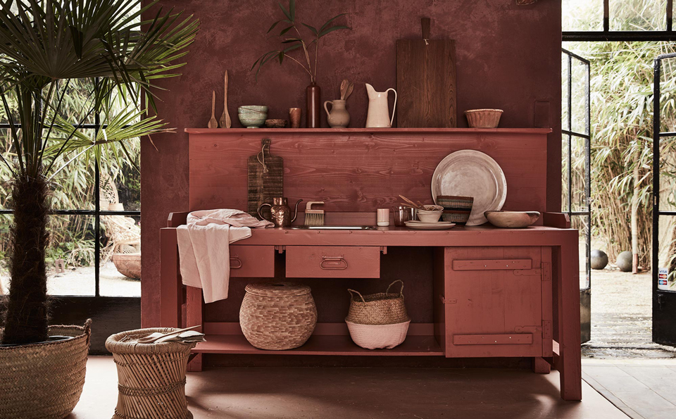 Déco: Living in pink