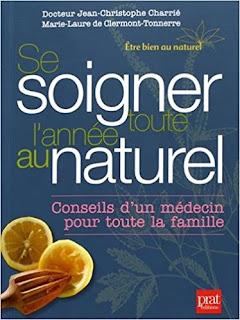Se Soigner Toute L'Année Au Naturel de Jean-Christophe Charrié PDF