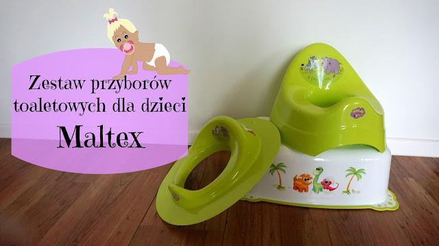 RECENZJA: Zestaw przyborów toaletowych dla dzieci | Maltex