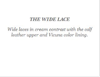 Ermenegildo Zegna : The Wide Lace