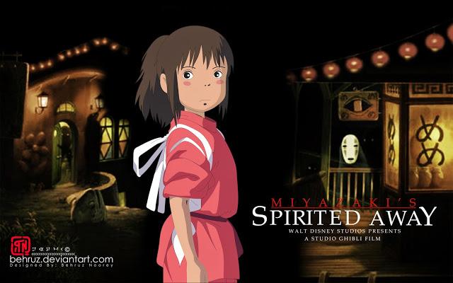 Sen to Chihiro no Kamikakushi BD Subtitle Indonesia
