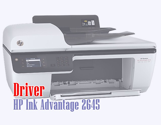 Driver HP Ink Advantage 2645 - Google