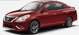 Introducing the New Nissan Versa