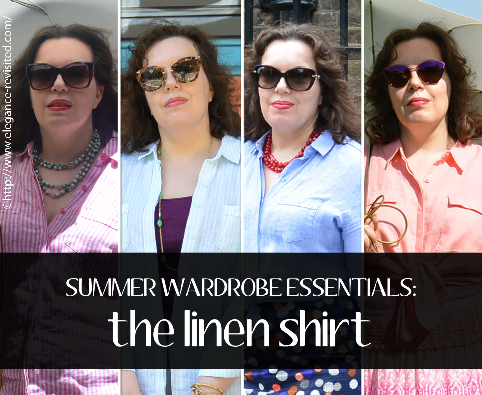 how to style a linen shirt