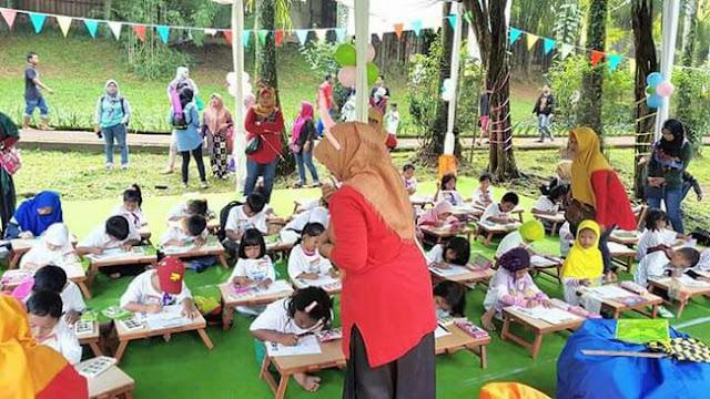 Manfaat Bermain di Taman Bagi Anak
